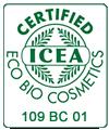 ICEA - (İtalya Etik ve Çevre Sertifikasyon Enstitüsü) tarafından sertifikalandırılmış