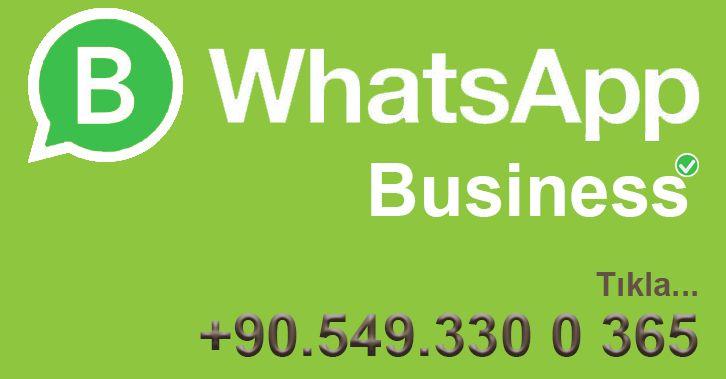 Whatsapp ile ulaşın...